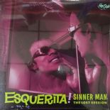 "LP - ✦✦ ESQUERITA! ✦✦ "" Sinner Man "" The Lost Session"